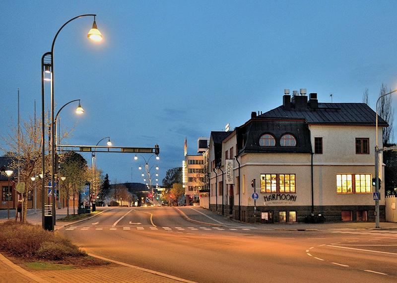 Halosen Harmoonitehdas, Jyväskylä