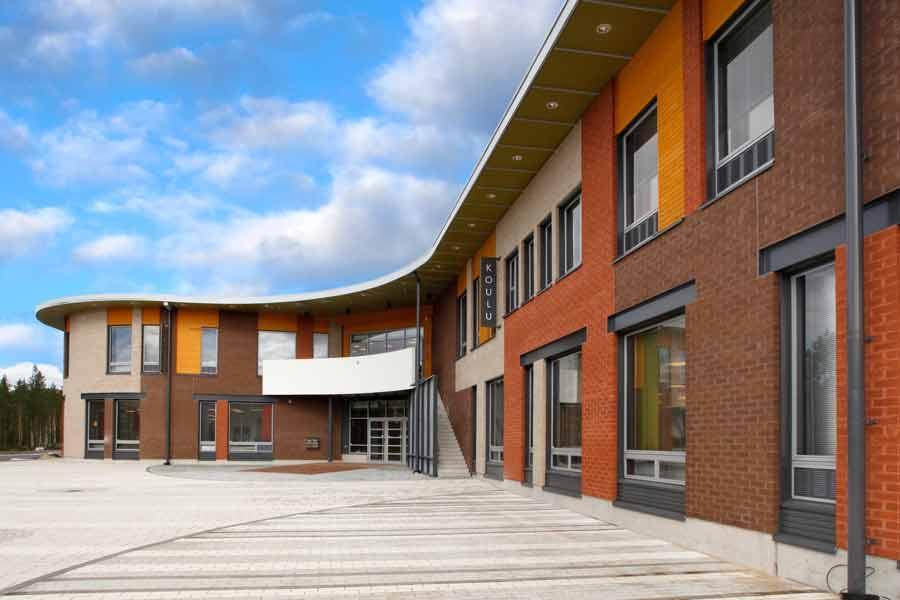 Ritaharjun koulu ja monitoimitalo