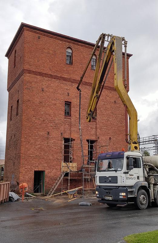 VR:n vesitorni, Seinäjoki